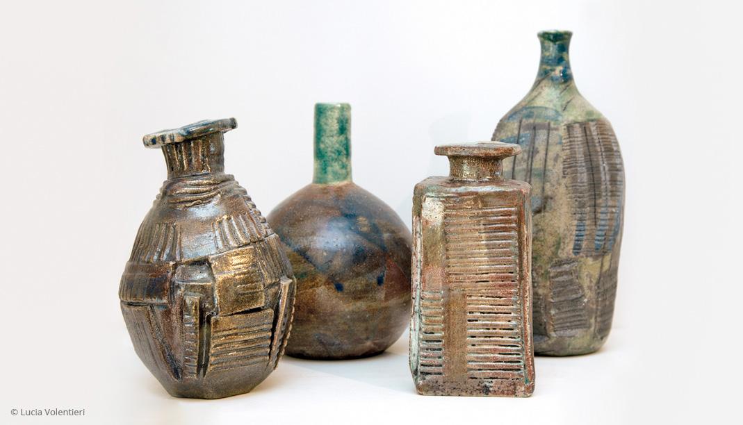 ceramica e raku - Lucia Volentieri